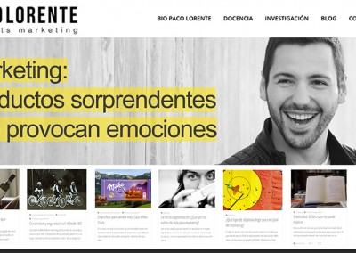 Paco Lorente – Insights Marketing