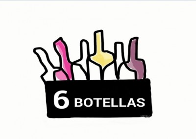 6botellas