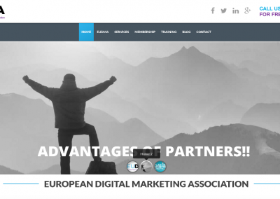 European Digital Marketing Association Eudma