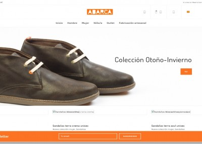 Abarca shoes