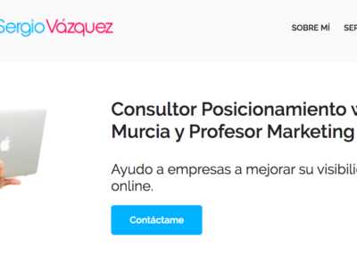Consultor Marketing Online y SEO en Murcia