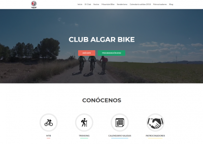 Club Algar Bike