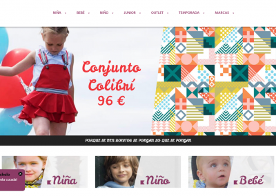 Boutique Infantil Modas Isabel
