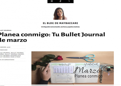 El Blog de May Baccare