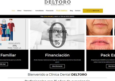 Clinica Dental Del Toro