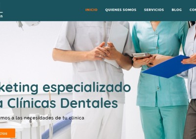 Dental Marketing Design