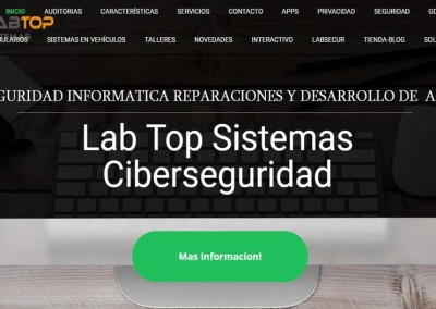 Lab Top Sistemas Ciberseguridad