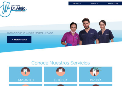 Clínica Dental Dr. Alejo
